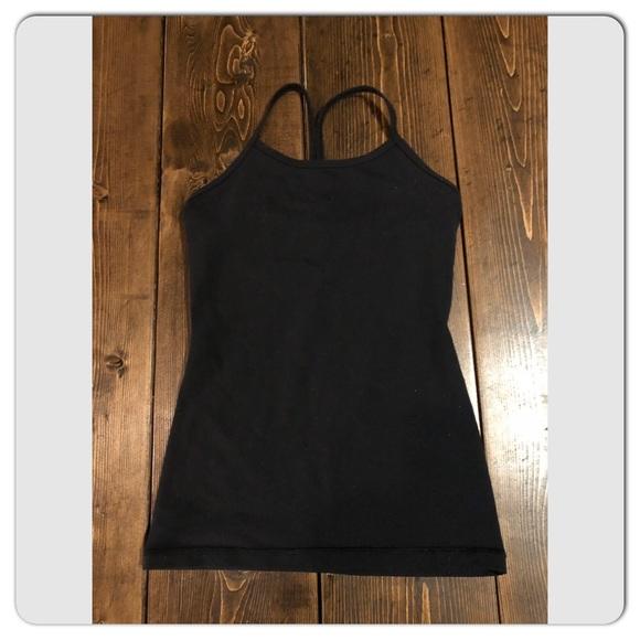 Size 12 Ivviva Tumblin' Tank Black EUC